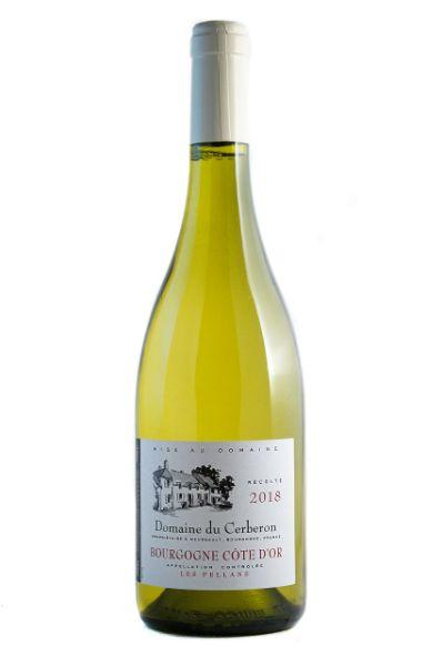 """Picture of 2018 Domaine du Cerberon Bourgogne Blanc """"Les Pellans"""""""