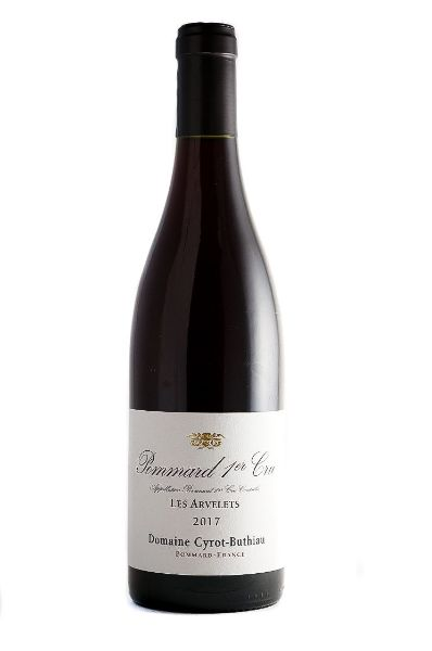 Picture of 2017 Domaine Cyrot-Buthiau Pommard 1er Cru 'Les Arvelets'
