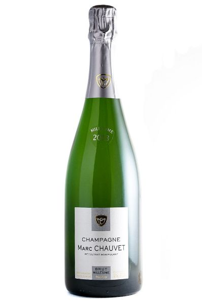 Picture of 2013 Champagne Marc Chauvet Millesime
