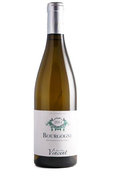 Picture of 2014 Domaine Jean-Marc Vincent Bourgogne Blanc