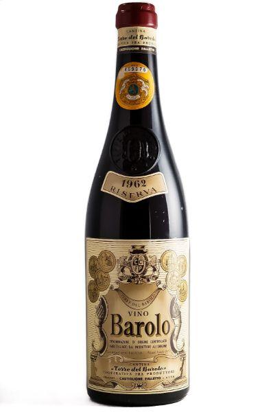 Picture of 1962 Terre del Barolo Barolo, Riserva