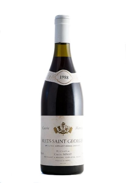 Picture of 1988 Charles Ninot Nuits-St-Georges 'Cuvee Maurice'