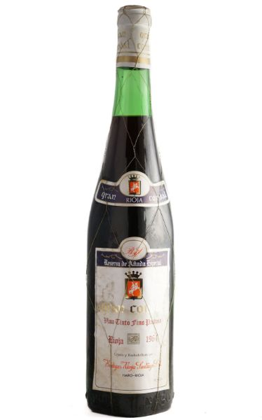 Picture of 1964 Santiago Rioja, Gran Reserva, Gran Condal