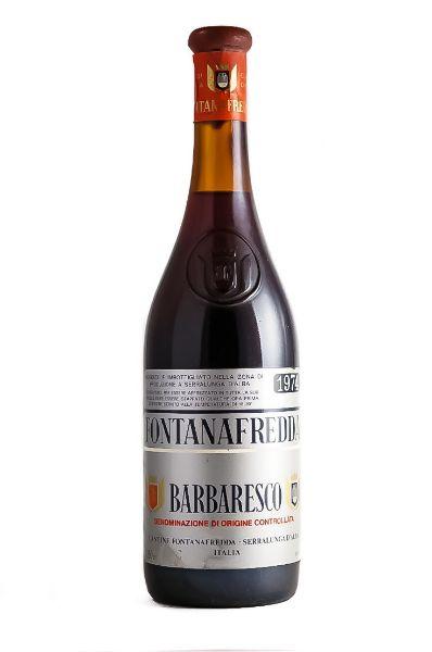 Picture of 1974 Fontannafredda Barbaresco