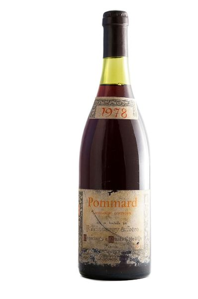 Picture of 1978 Missery & Frere Pommard