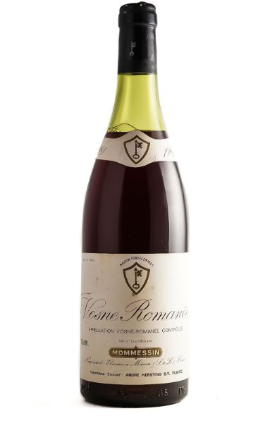 Picture of 1981 Mommessin Vosne-Romanee