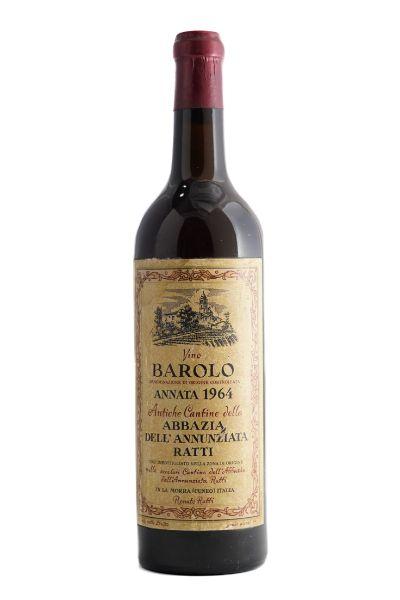 Picture of 1964 Ratti Barolo
