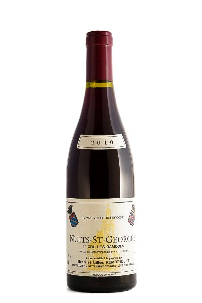 Picture of 2010 Domaine Remoriquet Nuits-St-Georges 'Damodes' 1er Cru