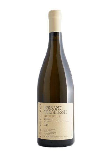 Picture of 2018 Pierre-Yves Colin-Morey Pernand-Vergelesses 1er Cru Sous Fretilles Blanc