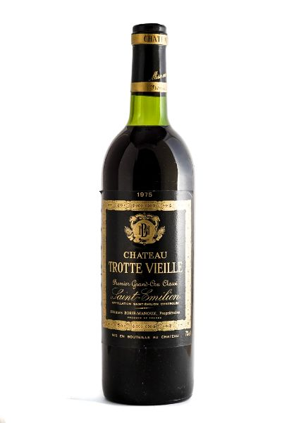 Picture of 1975 Chateau Trotte Vieille