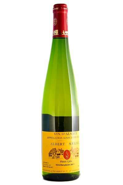 Picture of 2013 Domaine Albert Seltz Pinot Gris