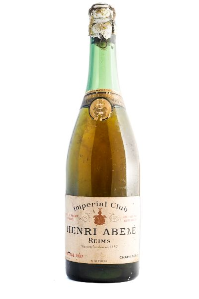 Picture of 1937 Henri Abele Champagne