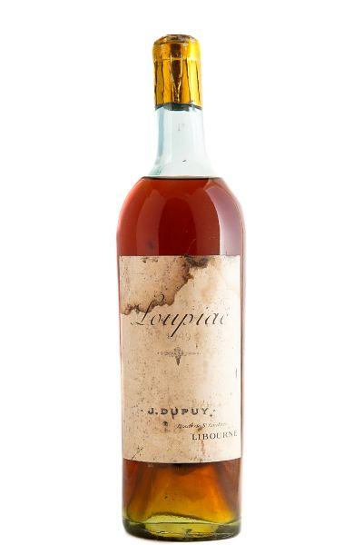 Picture of 1949 J.P Dupuy Loupiac (sweet Bordeaux)