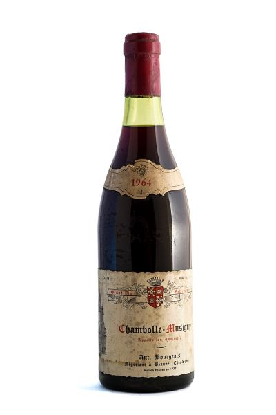 Picture of 1964 Ant. Borurgeois Chambolle-Musigny