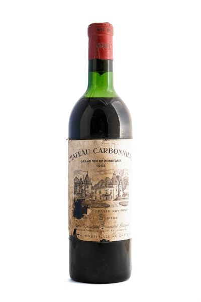 Picture of 1964 Chateau Carbonnieux Rouge, Graves
