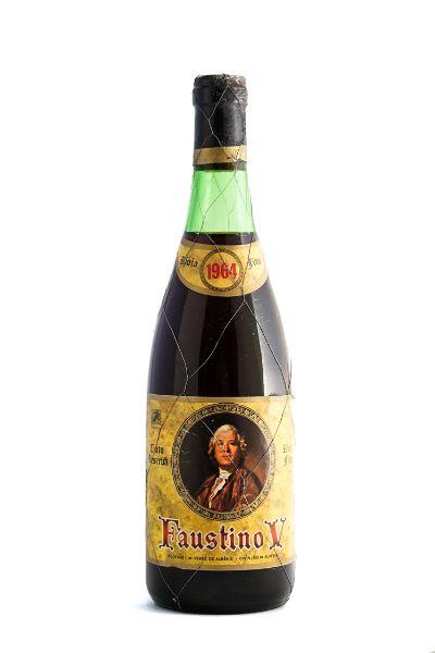 Picture of 1964 Faustino Rioja