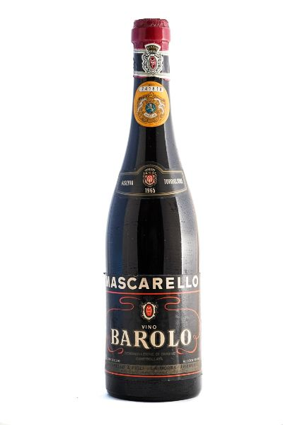 Picture of 1965 Michele Mascarello Barolo Torriglione Riserva