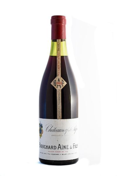 Picture of 1966 Bouchard Aine Chateauneuf-du-Pape