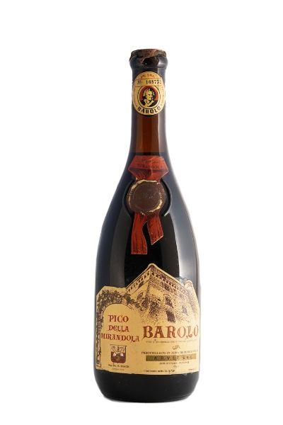 Picture of 1967 Pico della Mirandola Barolo