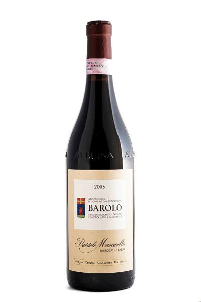 Picture of 2005 Bartolo Mascarello Barolo