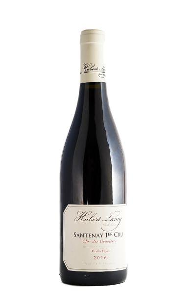 Picture of 2016 Domaine Hubert Lamy Santenay 1er Cru Clos des Gravières Vieilles Vignes Rouge