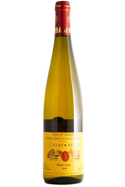 Picture of 2019 Domaine Albert Seltz Pinot Gris