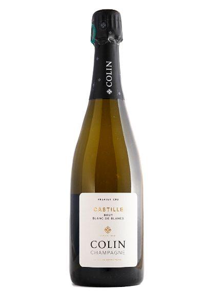 Picture of Champagne Colin Premier Cru Blanche de Castille Brut Blanc de Blancs N.V