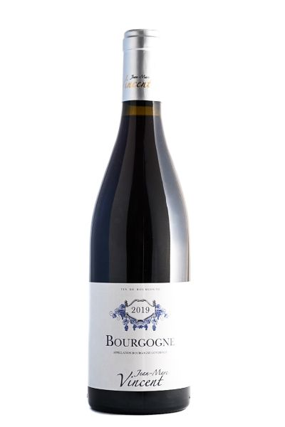 Picture of 2019 Domaine Jean-Marc Vincent Bourgogne ROUGE