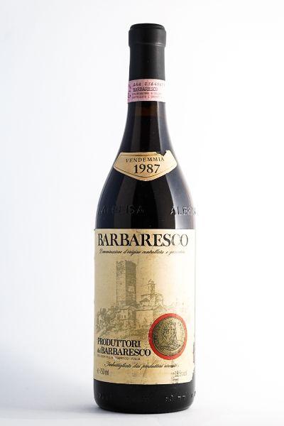 Picture of 1987 Produttori del Barbaresco Barbaresco