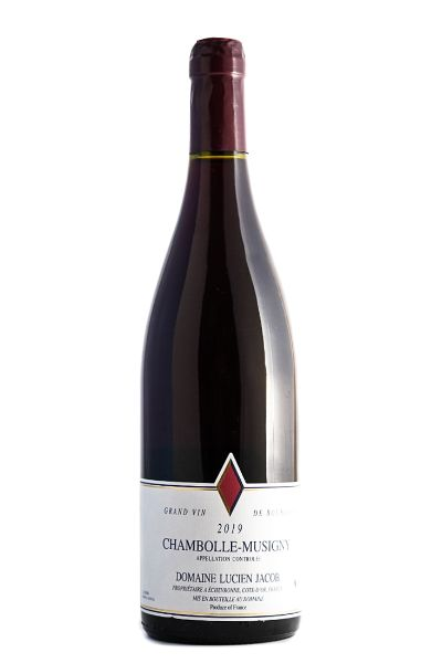 Picture of 2019 Domaine Lucien Jacob Chambolle-Musigny