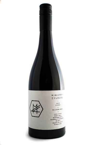 Picture of 2020 Ministry of Clouds McLaren Vale Shiraz