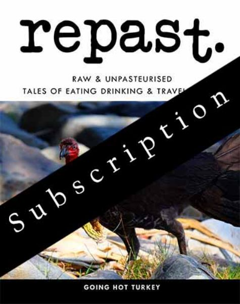 Picture of repast Subscription - 4 editions