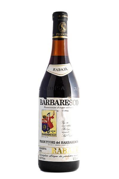 Picture of 1979 Produttori del Barbaresco Barbaresco, Rabaja