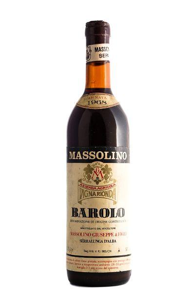 Picture of 1968 Massolino Barolo
